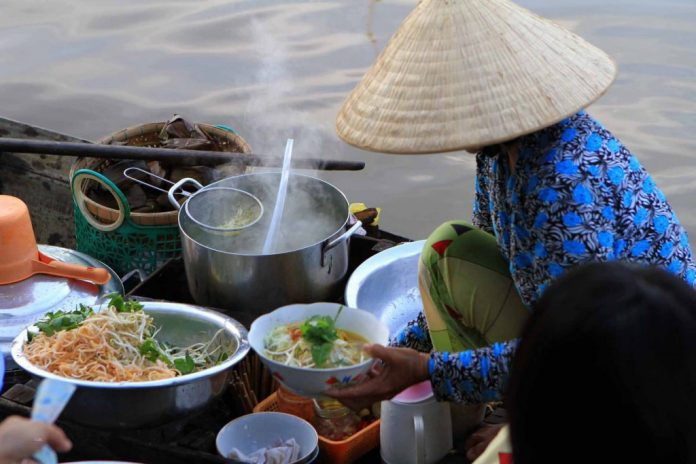 Vietnam culinary travel